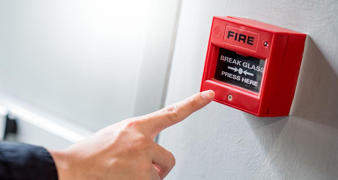 dv security branddetectie